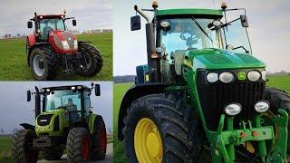 Rolnik Szuka Traktora - John Deere 7720, Claas Arion 430, McCormick G135MAX (Dron do wygrania!)