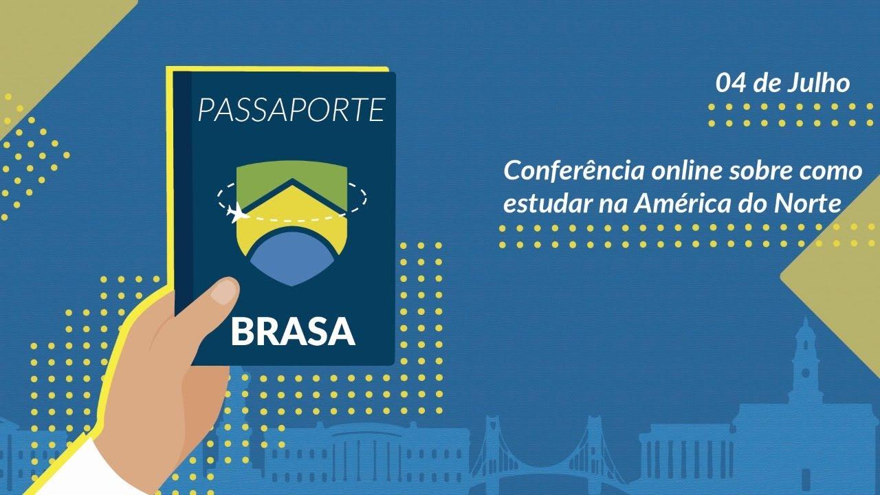 Passaporte BRASA: estudando na América do Norte