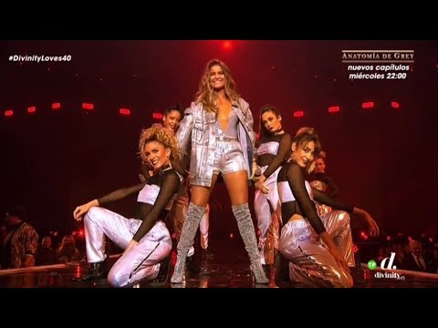 Sofia Reyes - 123 En Vivo Los 40  Awards 2018