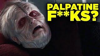 Rise of Skywalker PALPATINE SEXUAL HISTORY? | The Big Question