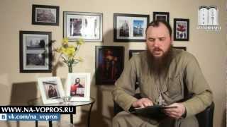 О вере в Бога в душе. Священник Максим Каскун
