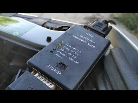 Диагностика BMW CarSoft 6.5 / сброс ошибок , функции
