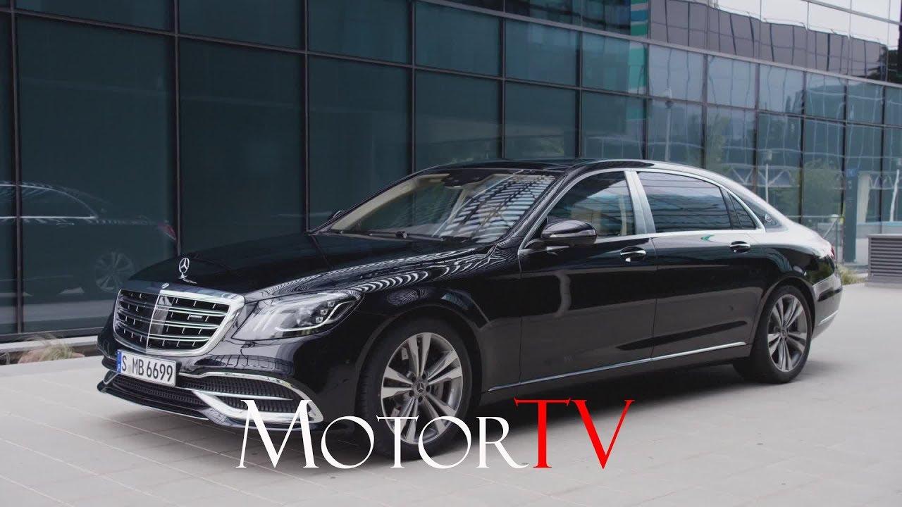 2018 Mercedes Maybach S 650 V12 Biturbo 630 Hp L Beauty Shots L