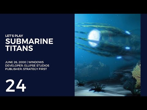Let's Play Submarine Titans #24   Silicons Mission 4: Retrieval  