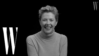 Actress Annette Bening Has Been Loving the Loudspeaker Emoji Lately