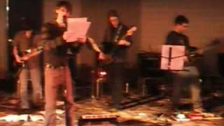 "The Lemon Aaron Bards perform ""Funkastic"" (with English lyrics by N..."