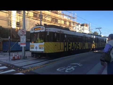 LACMTA Metro Expo Line Phase II, Downtown Santa Monica Testing