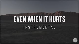 Even When It Hurts - Hillsong United (Piano Instrumental Hope …