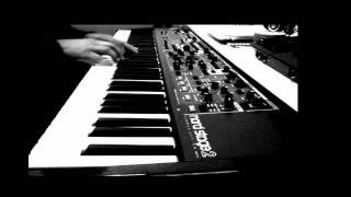 Nord Stage 2 - Concert Grand Ambient (Steinway Model D) - Piano Beto Machado