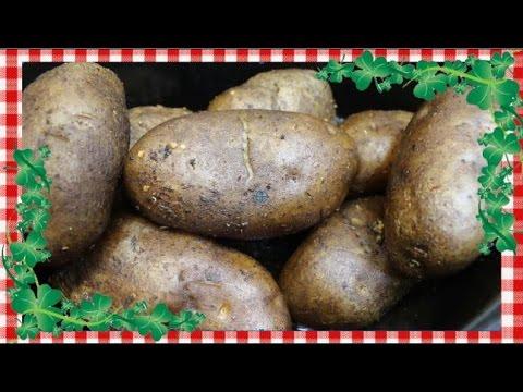 Slow Cooker Baked Potatoes~Time Saving Money Saving Kitchen Tips~CrockPot Tricks~Noreen's Kitchen
