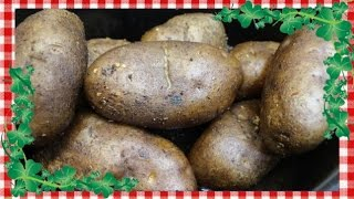 Slow Cooker Baked Potatoes~Time Saving Money Saving Kitchen Tips~CrockPot Tricks~Noreen's Kitchen