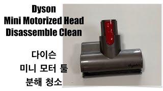 Mini Motorized Head Disassembl…