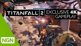 Titanfall 2: EXCLUSIVE Multiplayer 4K 60 FPS PC Gameplay – On TITAN X!