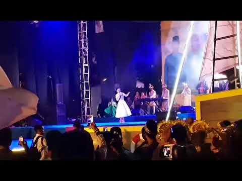 Lesty Kejora Acara Gelar Melayu Serumpun 2017 Medan Merdeka Walk Full