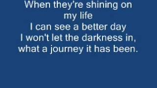 the journey by lea salonga lyrics