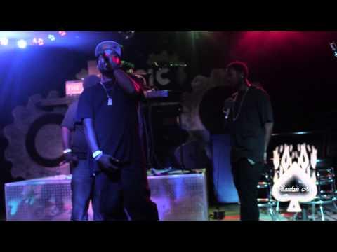 Wav3 Gang Live @ The Music Factory (Battle Creek, MI) August 2015
