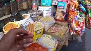Путешествие по Северной Индии 405. Переезды, горы, град, непривычная еда, цены и Нижняя Дхарамсала