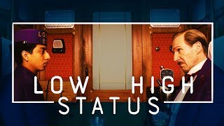 The hidden captivation of status behaviour
