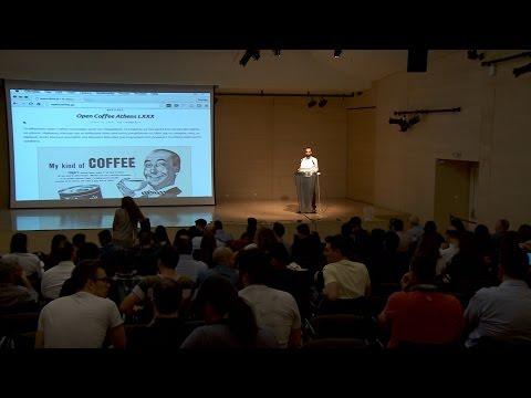 Open Coffee Athens LXX