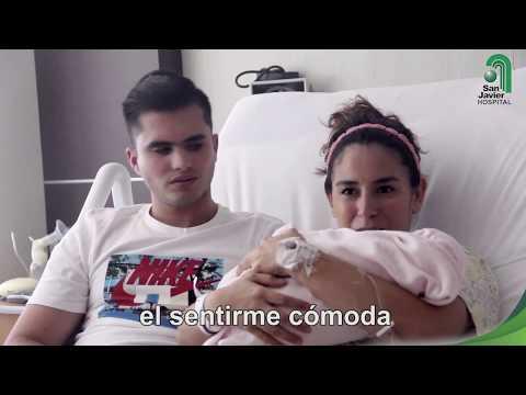 Testimonial Paola Espinosa e Iván García (Hospital San Javier)