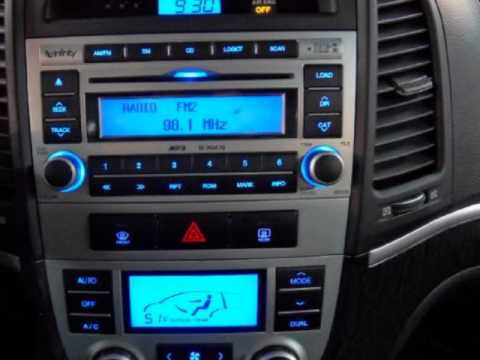 2008 HYUNDAI Santa Fe AWD 4dr Auto Limited YouTube