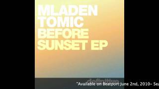 """Before Sunset (Original Mix)"" - Mladen Tomic - Definitive Recordings"