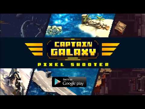 2D   Pixel Shooter   Sky Force War Official Trailer