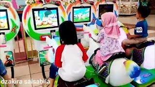 Naik Odong Odong Kuda My Little Pony di Playground