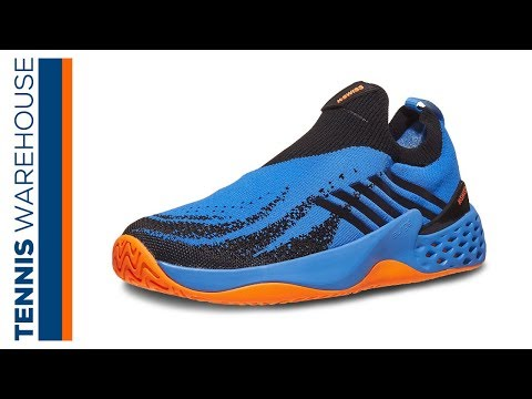 KSwiss Aero Knit Men's Tennis Shoe Review YouTube
