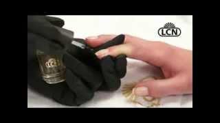 LCN Natural Nail Boost Gel
