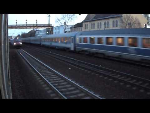 Traianus IC+Railjet
