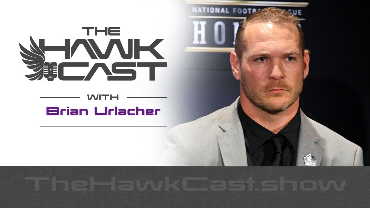 Download Brian Urlacher: NFL Hall of Fame Induction Festivities - The HawkCast
