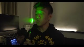 Rich Chigga freestyling on his 17th birthday
