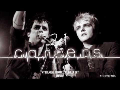 "MCR vs. Green Day - ""21 Cancers"" (Mashup)"
