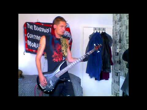 The Misfits - Last Caress (bass cover) mp3