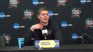 Moritz Wagner previews National Championship