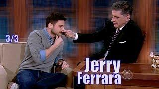 Jerry Ferrara aka Turtle - How To Flirt With Girls (Bait) - 3/3 Visits In Chron. Order