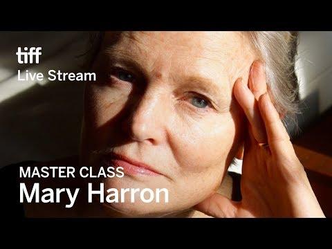 MARY HARRON Master Class  Festival 2017
