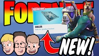 NEW CHILLER TRAP! Fortnite Season 6 Theme Battle Pass Event Update Gameplay | Family Friendly Live