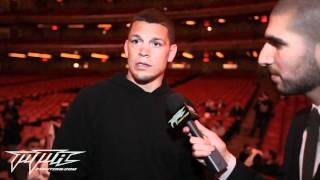 Nate Diaz Thinks Brother Nick Diaz Will Remain Retired
