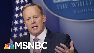 The Struggles Of Speaking For The White House | Morning Joe | MSNBC