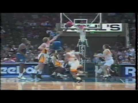 92-93 NBA Plays of the Week Vol.1