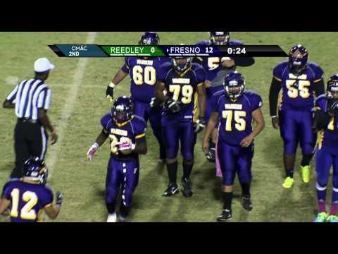 High School Football: Fresno vs Reedley