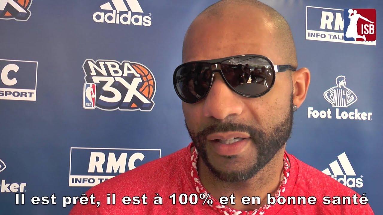 Carlos Boozer  Paris