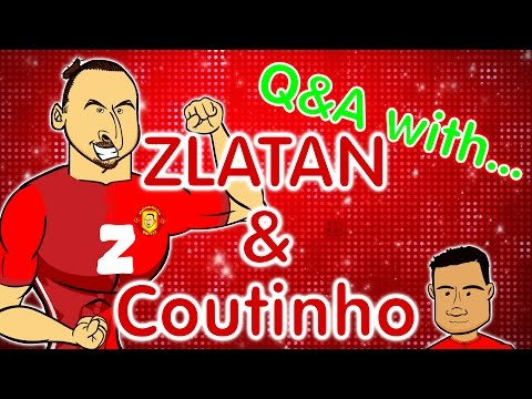 Thumbnail: ZLATAN Q&A (and some little dweeb called Coutinho) Man Utd vs Liverpool preview 2017