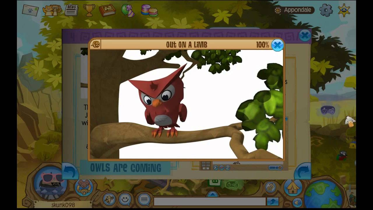 how to make the goat come out in animal jam
