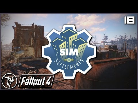 Maxed Out | Fallout 4 Sim Settlements Episode 18 (Modded)