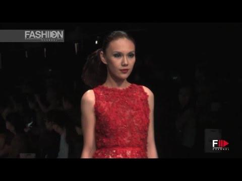 CYNTHIA TAN Jakarta Fashion Week 2015 by Fashion Channel