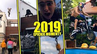NAJBARDZIEJ EPICKIE MOMENTY EKIPY 2019!