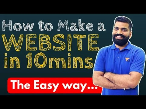 How to make website and blog